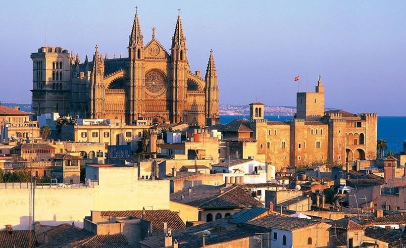 Palma de Mallorca on top of the world yet again
