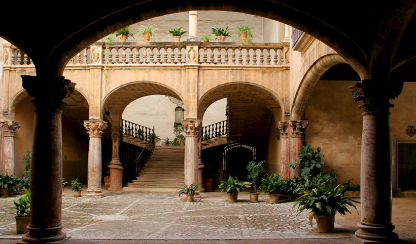Palma's Palaces Open Their Doors