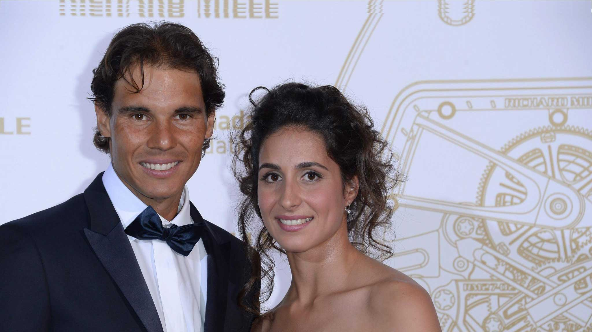 Rafa Nadal and Mery Perello married!