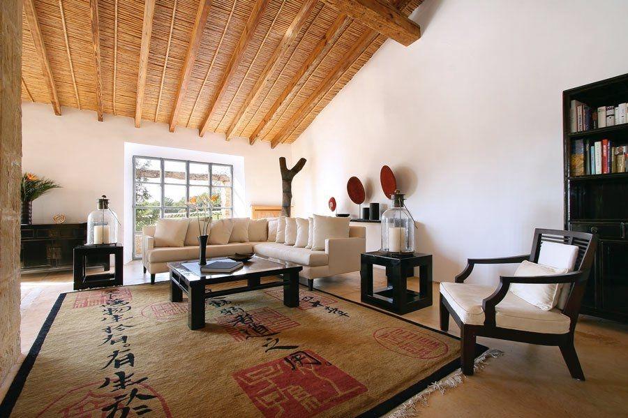 Becker Mallorca Villa Living Room