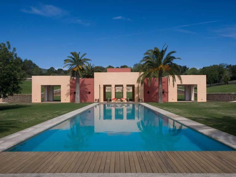 Pool Villa Becker Mallorca