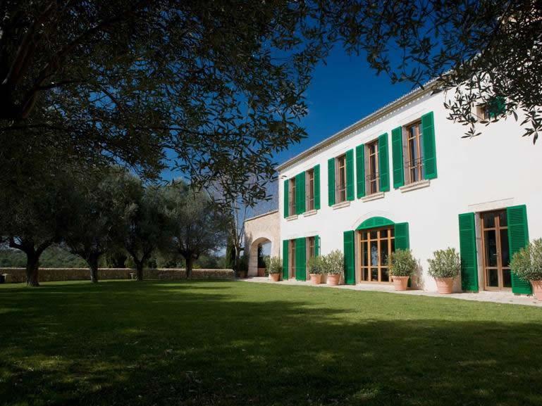 Garden Villa Becker Mallorca