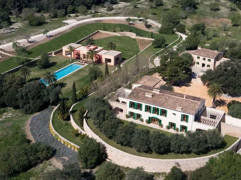 Son Coll 1 Nova Villa Majorca Spain