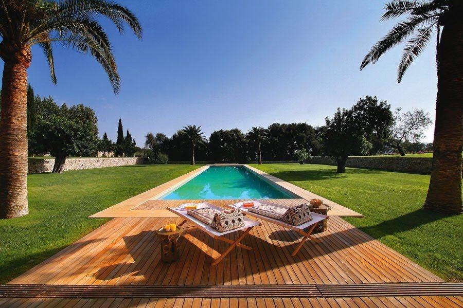 Beckers Villa Pool Mallorca