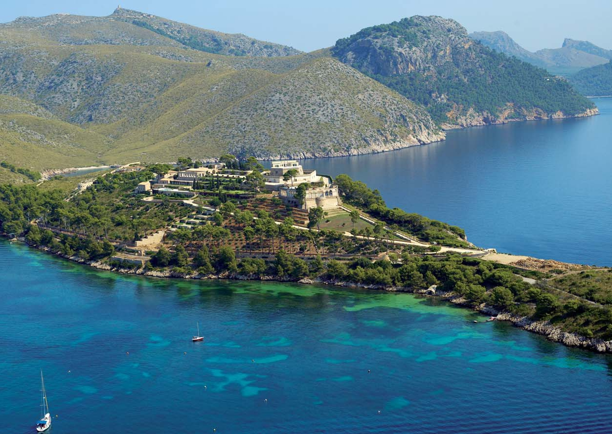 most expensive property of spain sold in mallorca