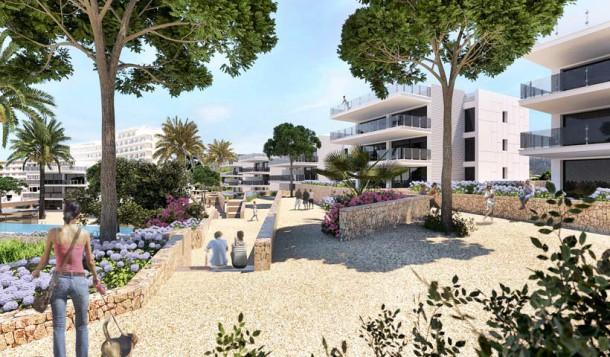 Apartments for sale andratx camp de mar
