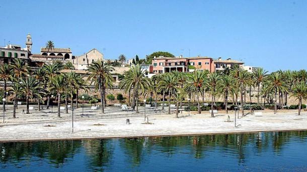 Calatrava Dalt Murada Living history Palma