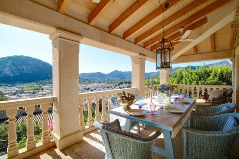 Villa for sale in Pollença