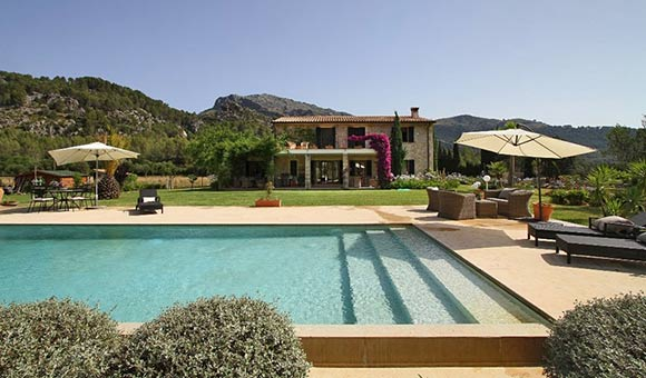 Country property for sale in Pollensa