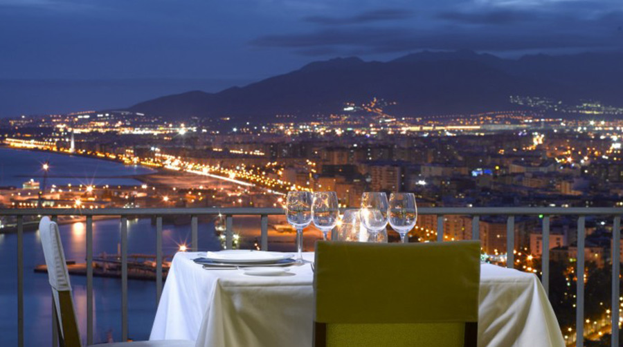 Dinner in Mallorca