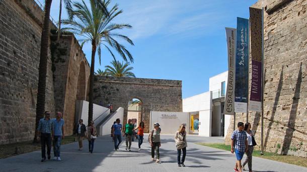 Es Baluard Palma Mallorca