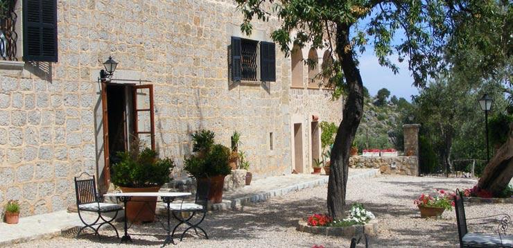 Finca Muleta Serra Mallorca