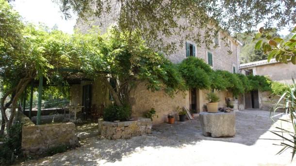 Finca Serra Tramuntana Mallorca
