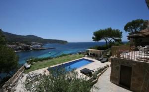Frontline Property at Sant Elm Beach, Mallorca