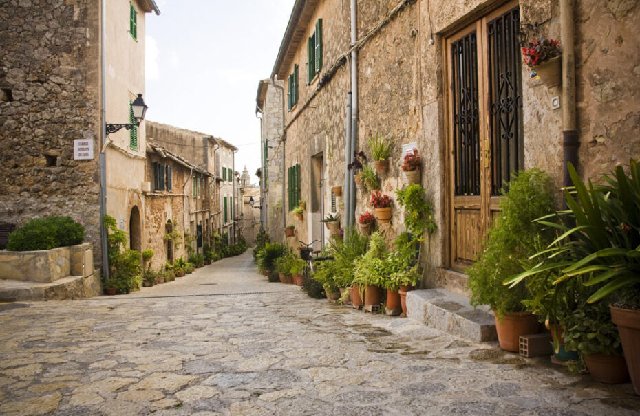 Great Landscapes, Coasts and Villages