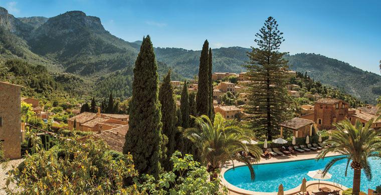 La residencia Deia Majorca