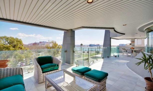 Luxury duplex-apartment Palma Mallorca