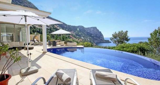Luxus-Villa kaufen in Puerto Andratx mit dem WOW Effekt!