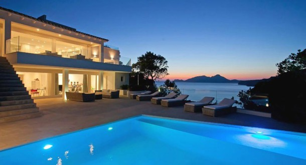 Luxury villa Lla Mola Puerto Andratx