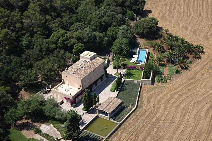 Magnificent country estate for sale in Pollensa