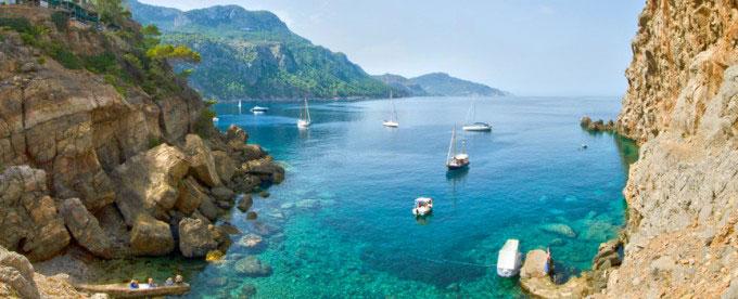 Mallorca - the star of the Mediterranean