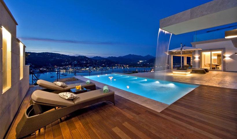 Mallorca Immobilien haben den wirtschaftlichen Sturm überstanden