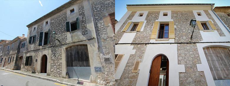 Mansion lleo in Pollensa Mallorca