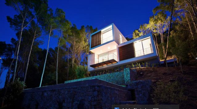 Modern architecture and building concepts