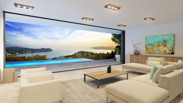 Modern properties for sale Mallorca