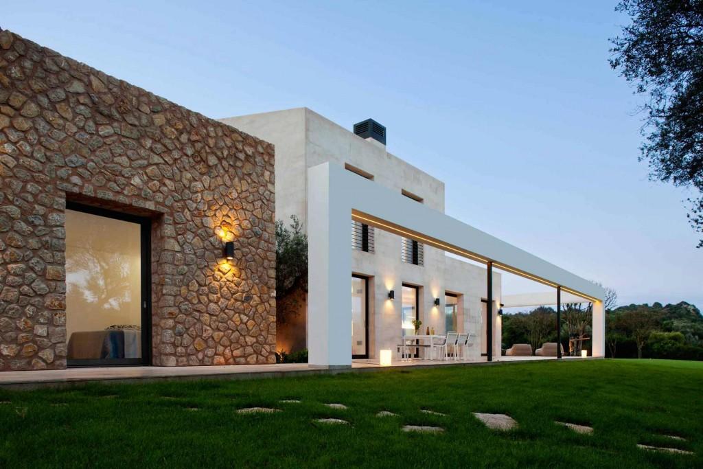 Modern Villa Mallorca with A Certificate
