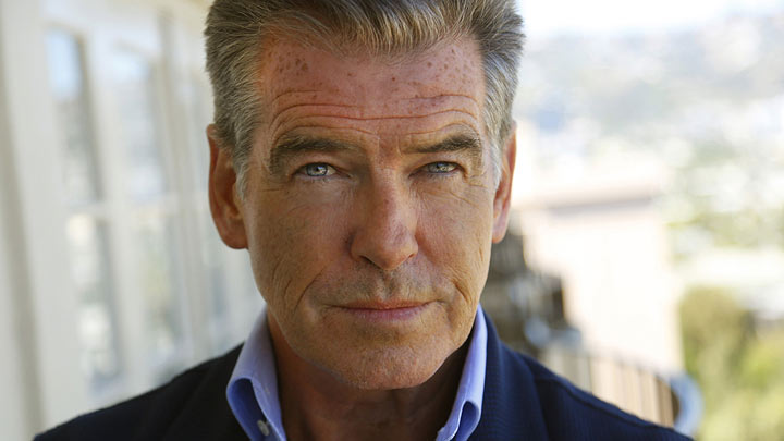 Pierce Brosnan Majorca
