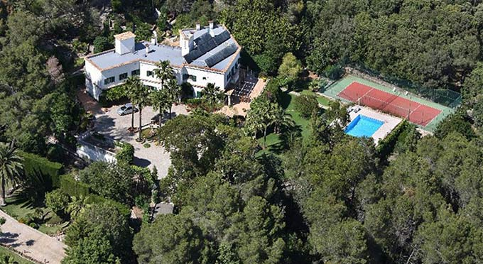 Country estate for sale in Pollensa – tucked away in a private location