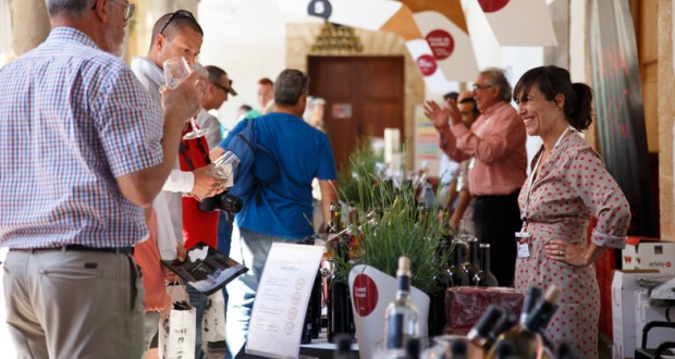 Die Weinmesse in Pollensa 18/19 April 2015