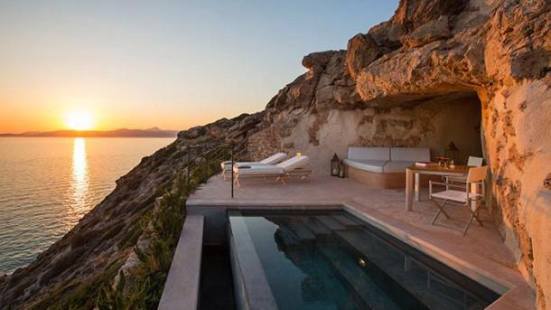 Pool Cap Rocat Hotel Mallorca
