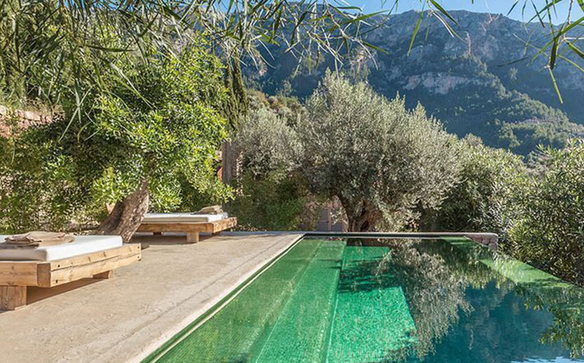 Pools charming townhouses-mallorca