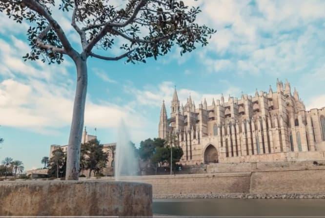 Palma de Majorca - Cathedral