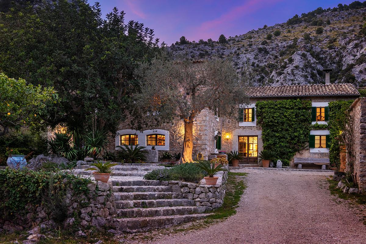 For sale, mansion Mallorca