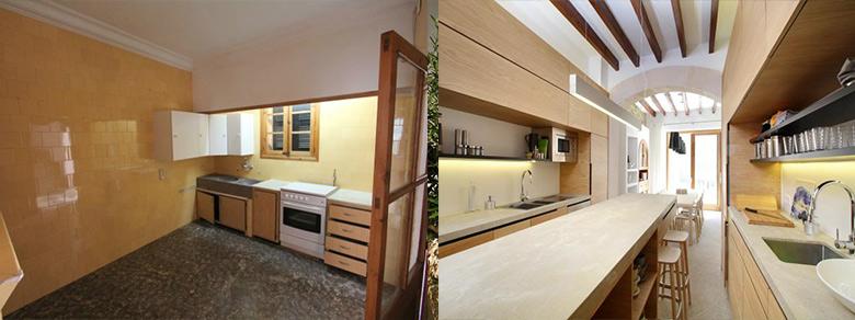 renovating-kitchen-townhouse-mallorca