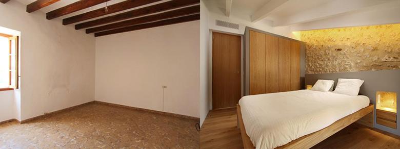renovating-room-townhouse-mallorca