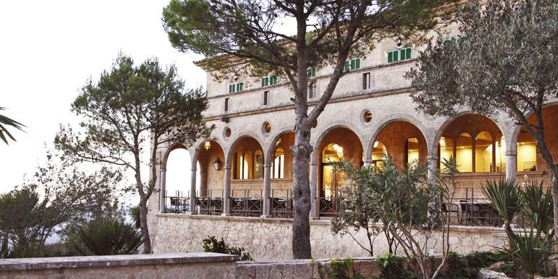 Santuari de Cura Algaida Mallorca
