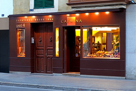 Schuhe und Lederwaren made in Mallorca