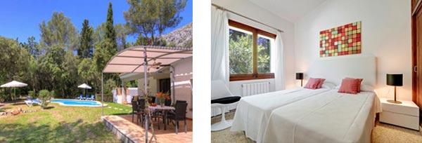 Villa for sale in Pollensa with garden