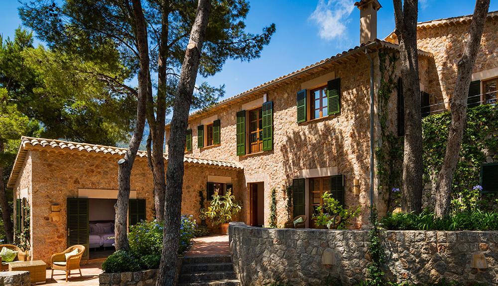 Villa Son Bunyola in Majorca