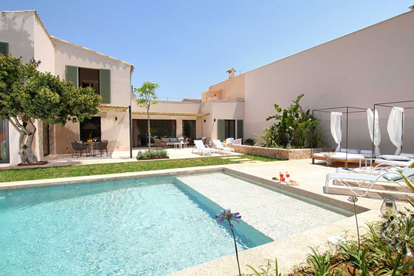 Maronja from our Premium Collection, is a Holiday Villa in Pollensa, Mallorca