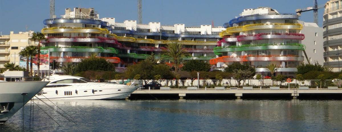 Ibiza life Marina Apartments for sale