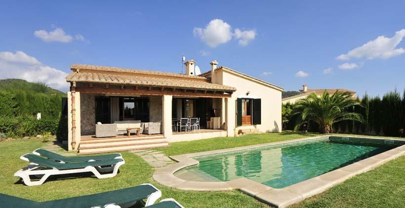Repossession: Country Cottage for sale  – Pollensa, Mallorca north