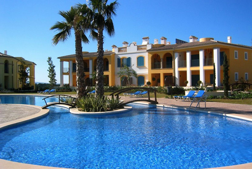 Perfect  for golf lovers – Bendinat apartment on the golf course