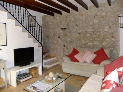Fully renovated townhouse for sale in quiet area close to town centre, Mallorca