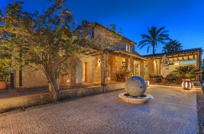 Beautiful villa for sale in Moscari, Mallorca