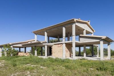 Fantastic country property under construction for sale in Moscari, Mallorca